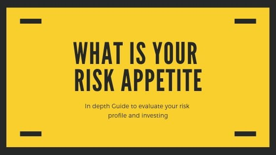 banner for risk profile risk tolerance & risk appetite article