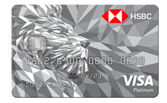 hsbc visa platinum credit card apply eligibility