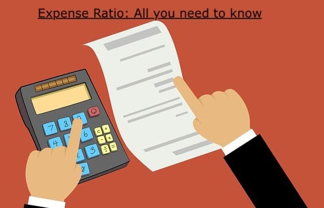 Mutual Funds Expense Ratio explained