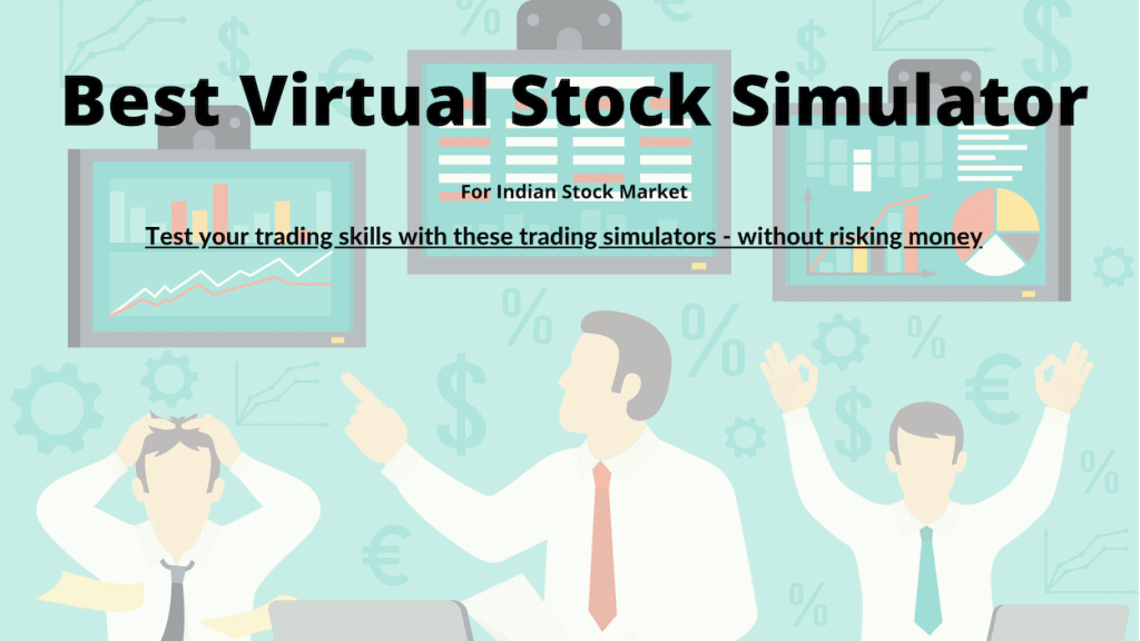 Virtual Stock Simulator for testing trading strategy